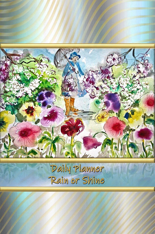 Daily Planner - Rain or Shine