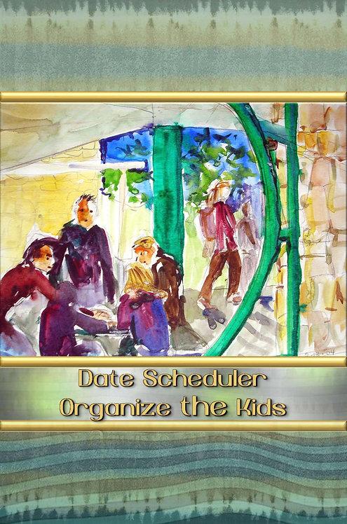 Date Scheduler - Organize the Kids