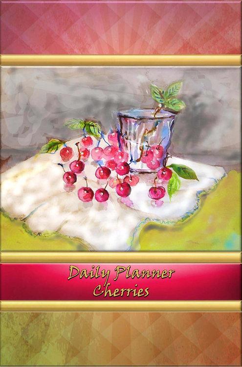 Daily Planner - Cherries
