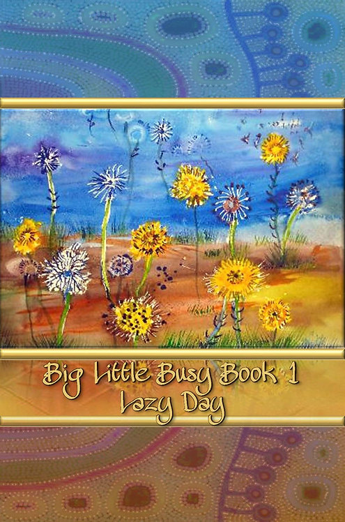 Big Little Busy Book 1 - Lazy Day
