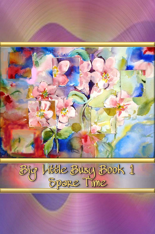 Big Little Busy Book 1 - Spare Time