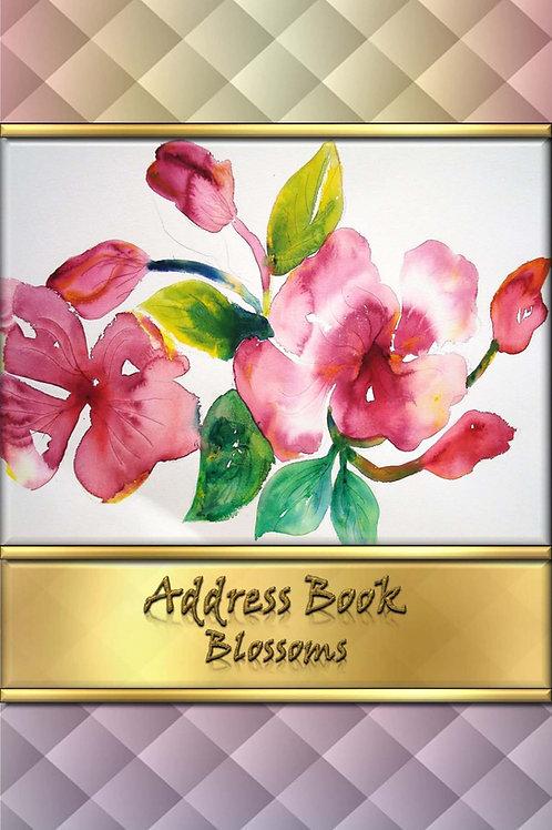 Address Book - Blossoms