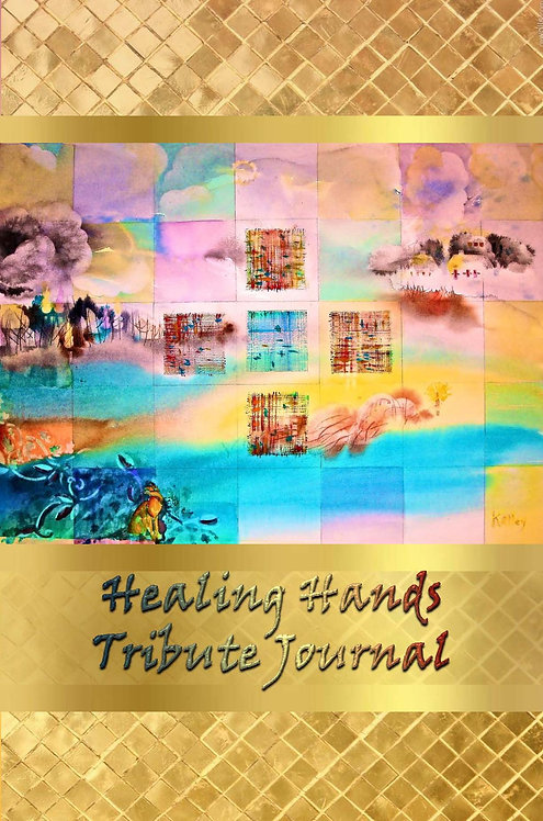 Healing Hands Tribute Journal