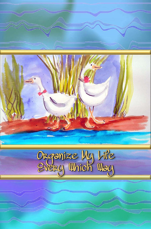 Organize My Life - Every Which Way