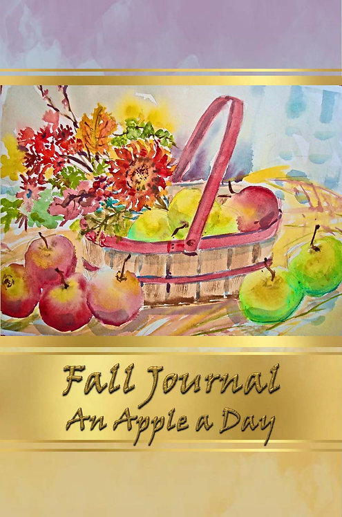 Fall Journal - An Apple a Day
