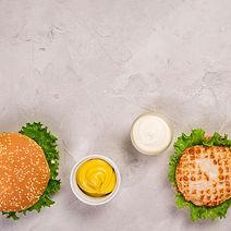 top-view-burgers-with-mayo-mustard-dip.j