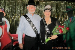Prom King and Queen 1
