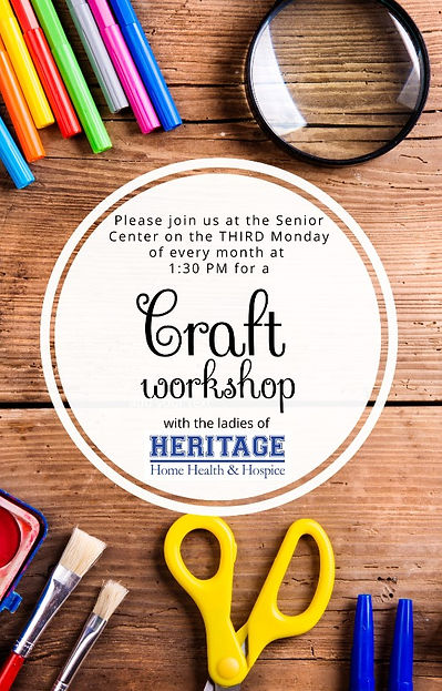 Heritage Home Health and Hospice Craft Flyer .jpg