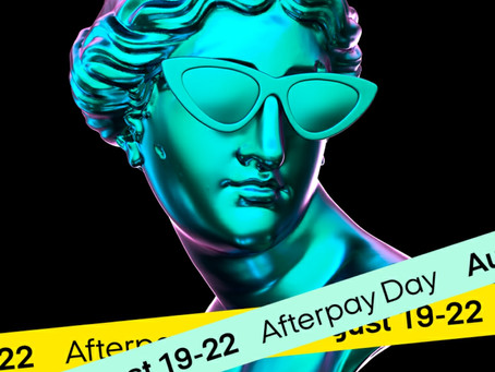 AFTERPAYDAY SALE NOW ON!