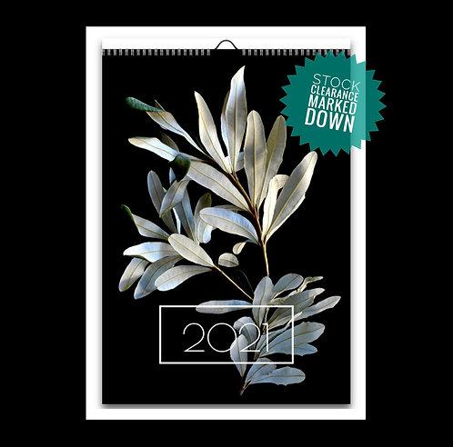 2021 Australian Nature Wall Calendar ~ A4 12 Month Flip Page Calendar