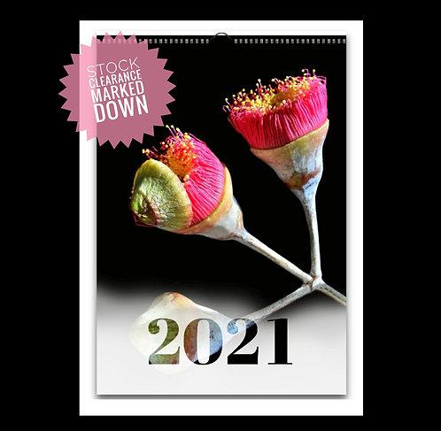 2021 Wall Calendar Australian Nature ~ A3 12 Month Ready To Hang Calendar