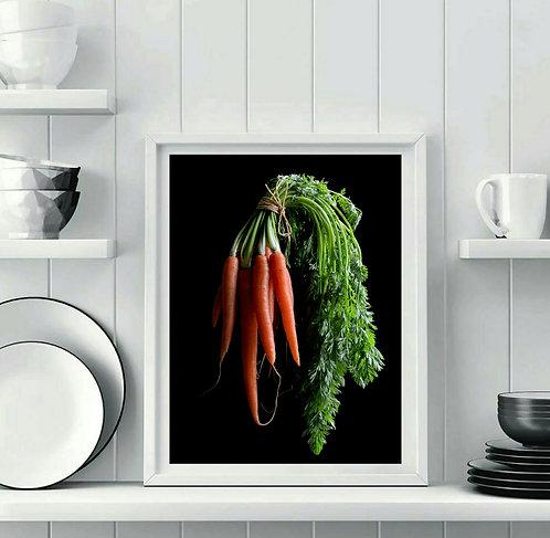 carrots still life food photography therandomimage.com