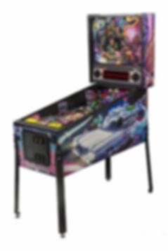 Ghostbusters Pro Pinball at Orange County Pinballs