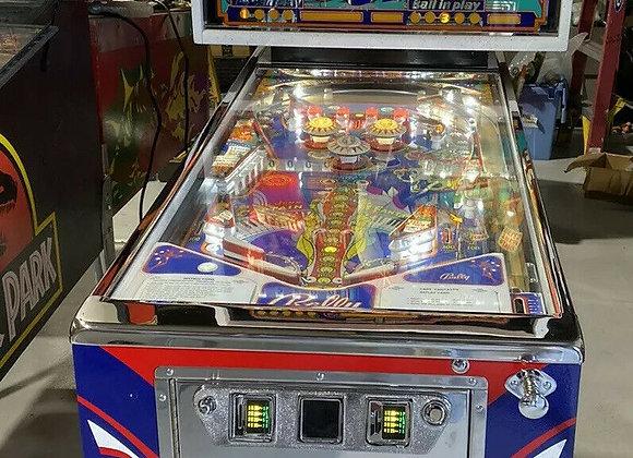 Buy Captain Fantastic by Bally at Orange County Pinballs