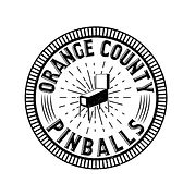 Orange County Pinballs Logo Los Angeles Pinball