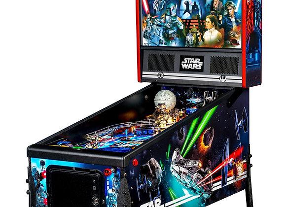 Buy Star Wars Pin Home Pinball Machine by Stern Online $4499 at Orange County Pinballs
