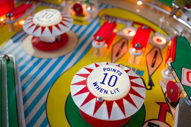 Pinball Machines Los Angeles