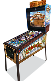 Oktoberfest Pinball Machine by American Pinball For Sale Orange County Pinballs