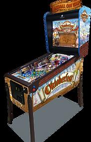 Oktoberfest Pinball Machine by American Pinball For Sale Orange County Pinballs