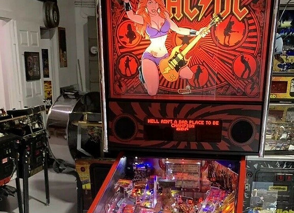 Buy AC/DC Luci Vault Edition Pinball by Stern Online at Orange County Pinballs