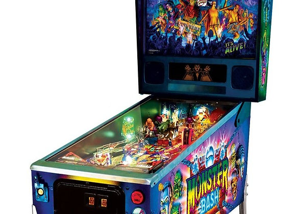 Buy Monster Bash Classic Edition by Chicago Gaming Online at Orange County Pinballs