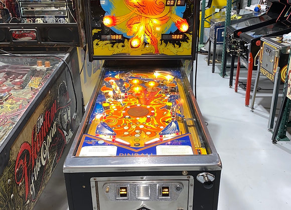 Fireball Classic by Bally