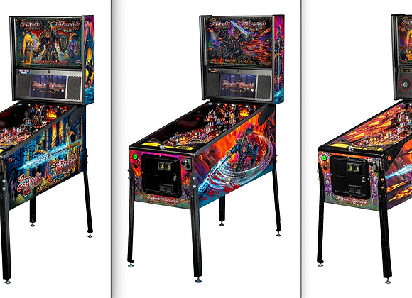 Buy Black Knight Pinball Machine Stern Accessories Online At Orange County Pinballs
