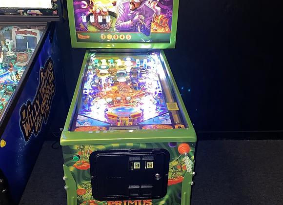 Primus Limited Edition Pinball Machine 1 of 100 Stern