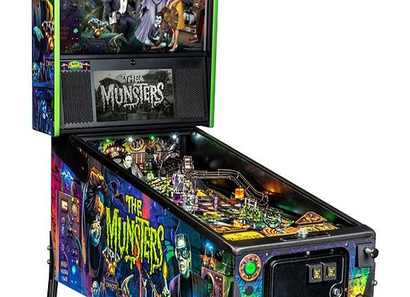 The Munsters Pro Edition by Stern