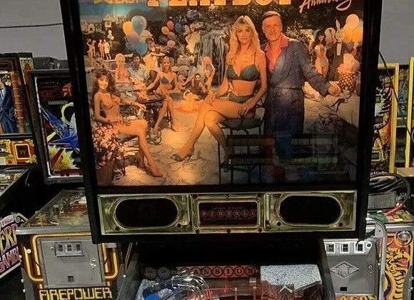 Buy Playboy 35th Anniversary pinball machine by Data East Online at $3999 | Orange County Pinballs