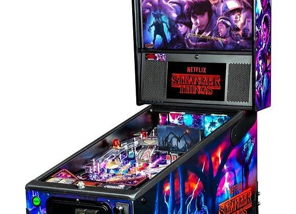 Buy Stranger Things Premium Pinball Online at Orange County Pinballs
