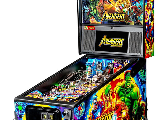 Buy Avengers: Infinity Quest Pinball by Stern Online at Orange County Pinballs