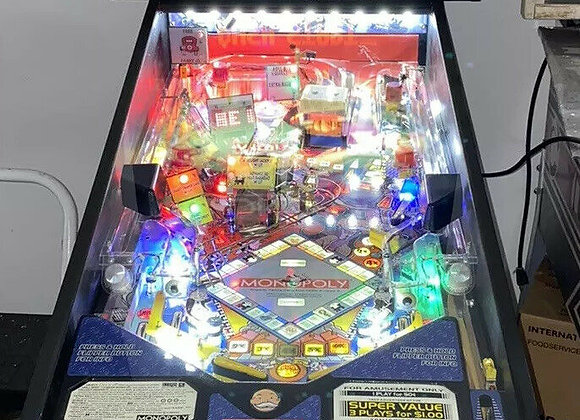 Buy Monopoly Pinball Machine by Stern Online On Sale at Orange County Pinballs