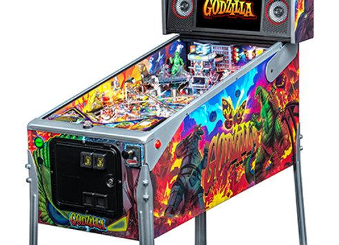 Godzilla Limited Edition by Stern