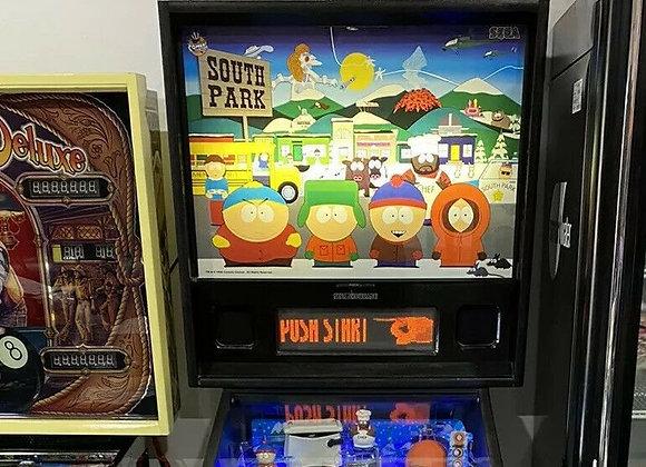 Buy South Park Pinball Machine Online at Orange County Pinballs