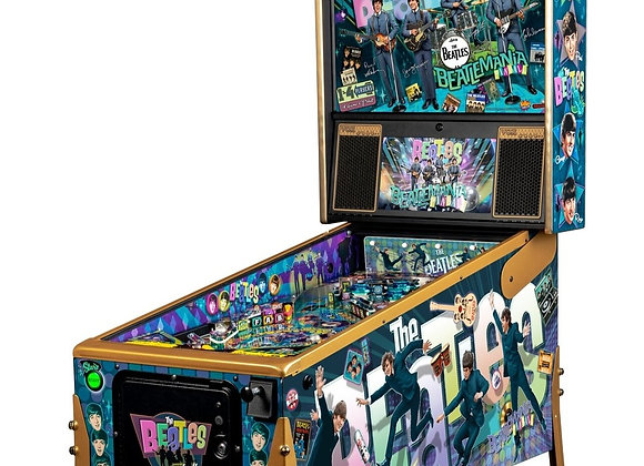 Buy The Beatles Gold Edition Pinball Machine by Stern Online at $7999 | Orange County Pinballs