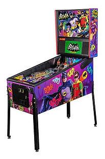 Batman 66 Premium Pinball by Stern