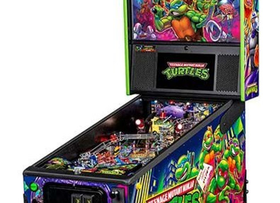 Buy Teenage Mutant Ninja Turtles Pro Edition Pinball Machine by Stern Online at Orange County Pinballs