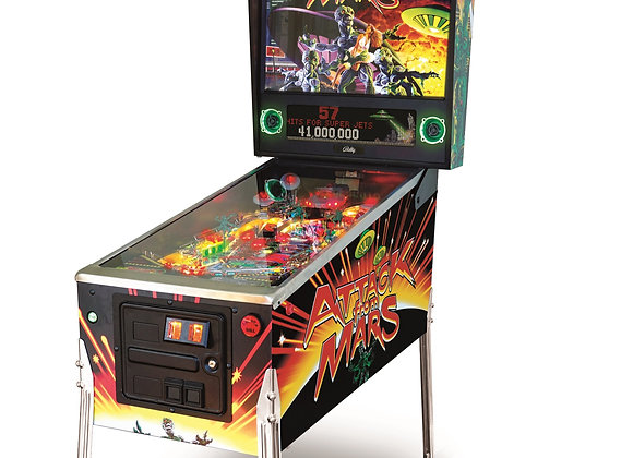 Buy Attack from Mars Special Edition Remake by Chicago Gaming Online $7599 at Orange County Pinballs