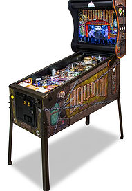 Houdini Pinball Machine | Orange County Pinbals