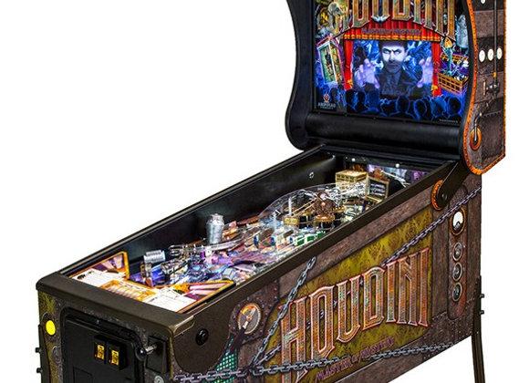 Buy Houdini: Master of Mystery Pinball Machine by American Pinball Online at $7788 | Orange County Pinballs