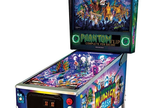 Buy Monster Bash Special Edition by Chicago Gaming Online at Orange County Pinballs