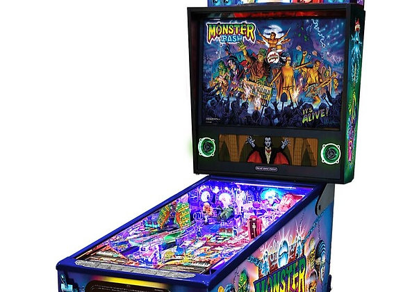 Buy Monster Bash Limited Edition by Chicago Gaming Online at Orange County Pinballs