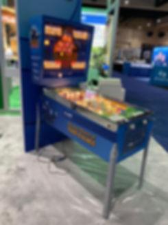 BASF Custom Pinball Machine Pest World 2019