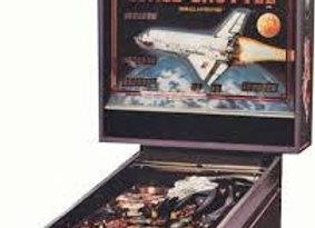 Buy Space Shuttle Pinball Machine Williams Online at Orange County Pinballs