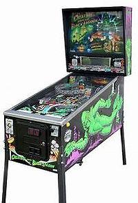Buy Creature From The Black Lagoon Pinball Machine Online Orange County Pinballs
