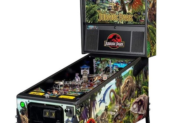 Buy Jurassic Park Pro Edition Pinball Machine by Stern Online $5799 at Orange County Pinballs