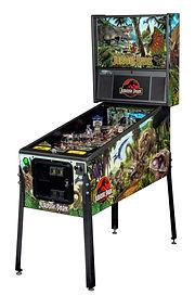 Jurassic Park Pro pinball machine by Stern on sale Orange County Pinballs