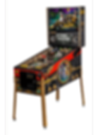 Munster Limited Edition pinball by Stern buy Orange County Pinballs