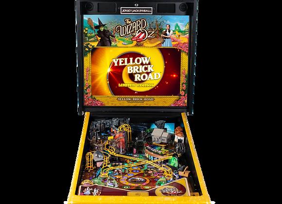 Buy Wizard of Oz Yellow Brick Road pinball machine by Jersey Jack Online at Orange County Pinballs